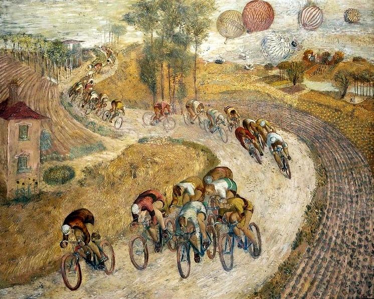 Kubicki Cyclists