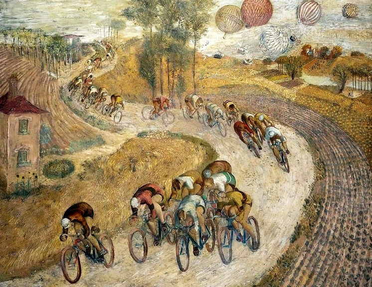 Kubicki Cyclists