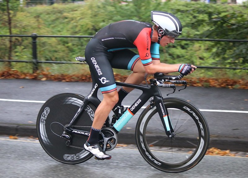 Matt Holmes Cyclist