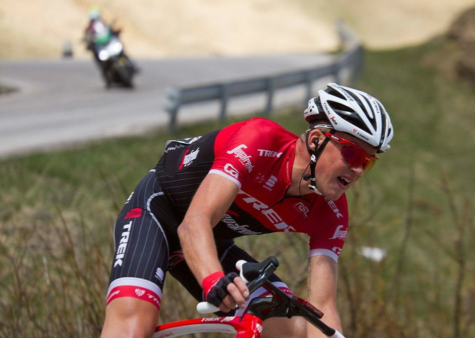 Mads Pederson Cyclist