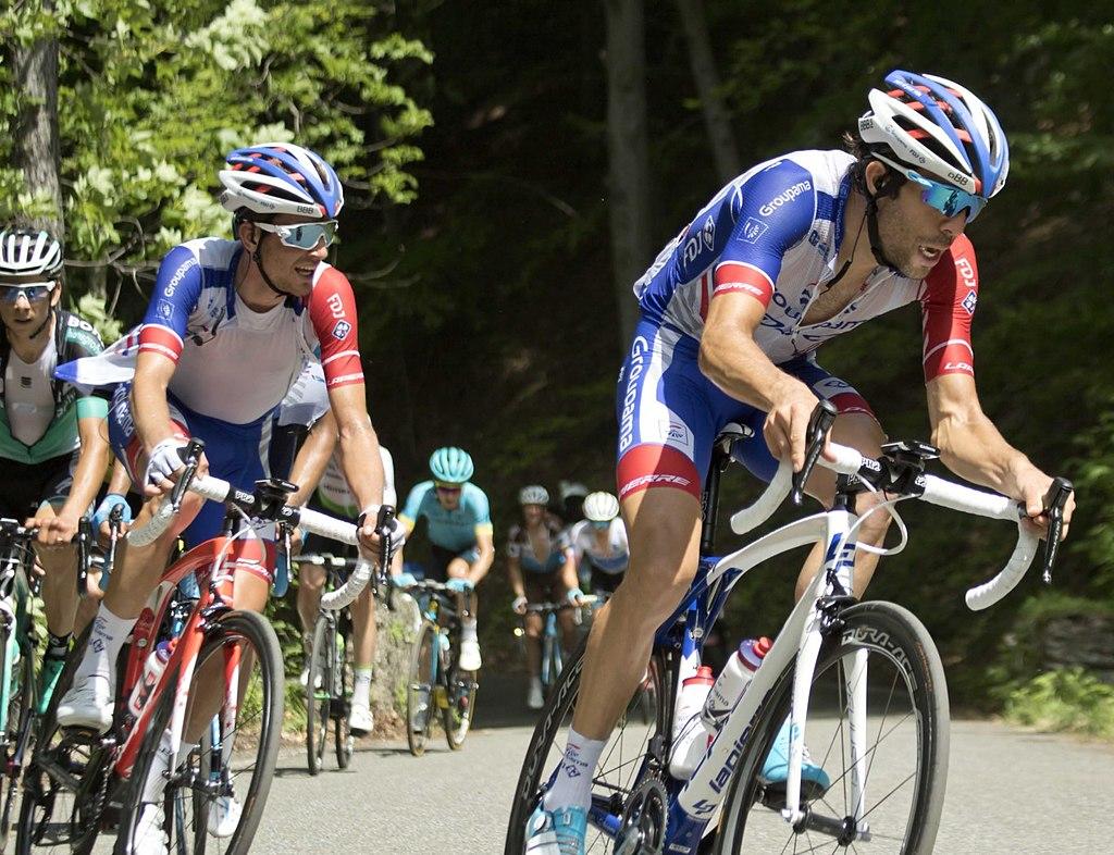 Thibaut Pinot Cyclist Tour de France
