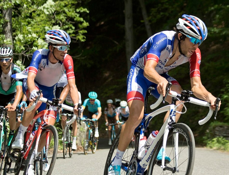 Thibaut Pinot Cyclist Tour de France