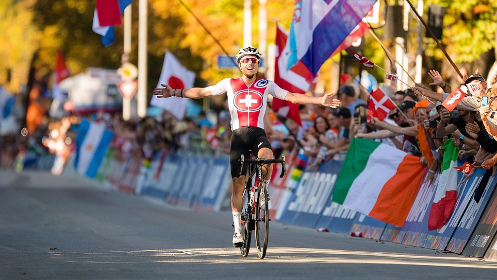 Marc Hirschi cyclist