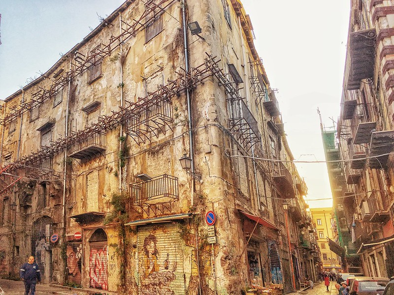 Palermo Old Town